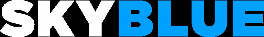 SKYBLUE - Ihre Social Media Agentur in Klagenfurt am Wörthersee - Logo light