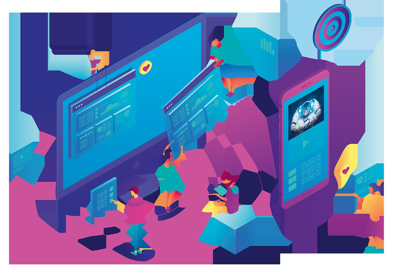 Skyblue - Ihre Social Media Agentur in Klagenfurt - Web Design aus Kärnten - wir bauen an Ihrer Webseite
